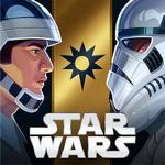 Star Wars commander's logo
