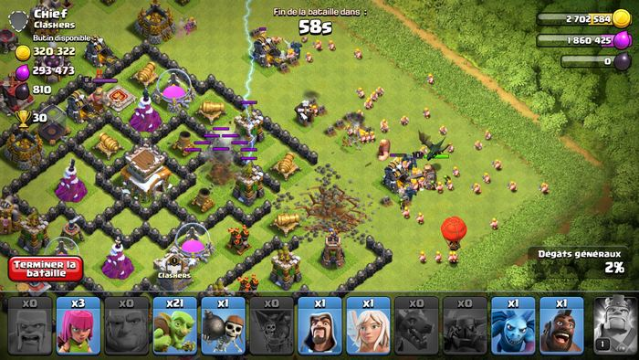 Clash of Clans for PC & Mac