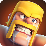 Clash of Clans's logo